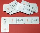 Domino matem�tico de sumas