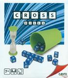 Cross-dices. El alucinante juego de formar palabras con dados