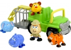 Tractor safari baby clicers