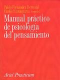 Manual pr�ctico de psicolog�a del pensamiento.