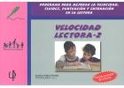 Velocidad Lectora 2. Programa para mejorar la velocidad, fluidez, puntuaci�n y entonaci�n en la lectura
