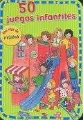 50 juegos infantiles con caja de m�sica.