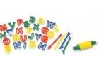 Moldes de abecedario (31 piezas)