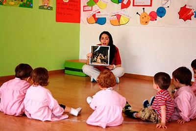 Estimulación del Lenguaje en niños de primer ciclo de Educación General Básica.