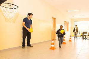 Programa de inclusi�n deportiva con necesidades educativas especiales (Parte VI)
