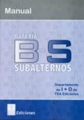 BS, batería de subalternos.