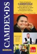 CAMDEX-DS, Prueba de Exploraci�n Cambridge Revisada para la valoraci�n de Trastornos Mentales en Adultos con S�ndrome Down o con Discapacidad Intelectual