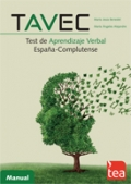 TAVEC, Test de Aprendizaje Verbal Espa�a-Complutense. ( Juego completo )