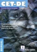 CET-DE, Cuestionario estructural tetradimensional para la depresi�n (Juego completo)