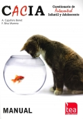 CACIA, Cuestionario de autocontrol infantil y adolescente (Juego completo)
