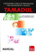TAMADUL. Cuestionario clnico de personalidad para adolescentes y adultos. ( Juego completo )