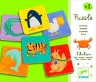 Puzles Animales Colores (Puzzle Color Animo)