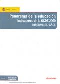 Panorama de la educaci�n. Indicadores de la OCDE 2009. Informe Espa�ol.