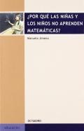 ¿Por qué las niñas y los niños no aprenden matemáticas?