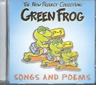 Green frog - Songs and Poems (CD)