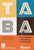 TABA. Test de aptitudes burocr�ticas y administrativas.