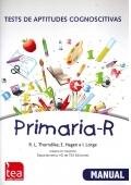PRIMARIA-R, Test de aptitudes cognoscitivas revisado