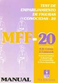 MFF-20, Test de emparejamiento de figuras conocidas (Juego completo)
