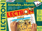 Lectron Animales del Mundo. Mamferos, aves, peces, insectos