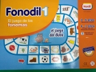 Fonodil 1. El juego de los fonemas.