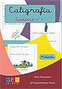 Paquete de caligrafía. Cuadernos del 1 al 20. Pauta Montessori