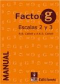 FACTOR G, Test de Escala 2 (Juego completo)