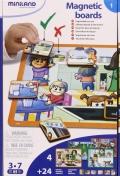 Magnetic Boards. Seguridad en casa