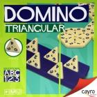Dominó triangular (caja de cartón)