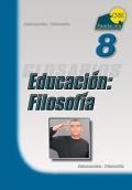 Educaci�n: Filosof�a. Glosarios 8.