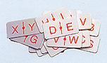 Domin� alfabetico 1