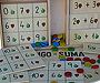 Bingo de suma (madera)