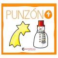 Paquete de cuadernos de Punzón (1 al 4)