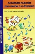 Actividades musicales para atender la diversidad