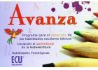 Avanza. Programa para el desarrollo de las habilidades escolares b�sicas. Iniciaci�n al aprendizaje de la lectoescritura. Habilidades fonol�gicas 1.