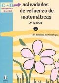 Actividades de refuerzo de matem�ticas. 2o. de E.S.O.