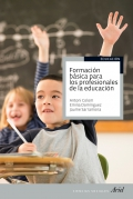 Formacin bsica para los profesionales de la educacin.