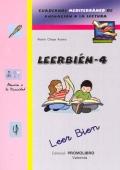 Leerbi�n- 4. Cuadernos Mediterr�neo de animaci�n a la lectura.
