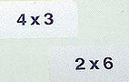 Baraja operaciones b�sicas. Multiplicaciones.