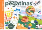 Colorea con pegatinas Has completado la granja?
