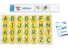 Abc imagen - alfabeto de plástico