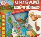 Origami Animales Selva