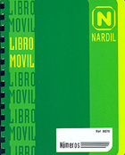 Libro movil Nmeros