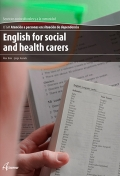 English for social and health careers. Servicios socioculturales y a la comunidad. CFGM. Atenci�n a personas en situaci�n de dependencia