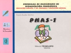 PHAS - 1 . Programa de habilidades de segmentacin fonolgica.