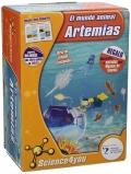 El mundo animal Artemias