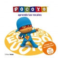 Pocoy. Aprende las vocales. Juega con las texturas.