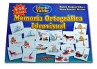 Memoria Ortográfica Ideovisual. 144 tarjetas con dibujo. 5-14 años.