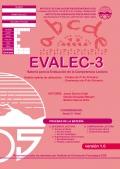 EVALEC-3. Bater�a para la Evaluaci�n de la Competencia Lectora. ( 10 cuadernillos )