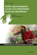 Gesti�n, aprovisionamiento y cocina en la unidad familiar de personas dependientes