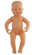 Baby europeo niño (40 cm)